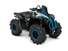 New 2016 Can-Am Renegade X mr 1000R ATVs For Sale in Georgia. 2016 Can-Am Renegade X mr 1000R, 2016 Can-Am® Renegade X mr 1000R ENGINEERED FOR MUD RIDING The Renegade X mr is the most powerful mud ready ATV on the market. Specifically designed to take on the toughest mud holes, the Renegade X mr comes straight from the showroom with numerous factory installed accessories. Features may include: Rotax snorkeled V-Twin engine with relocated CVT intake and outlet Front and rear FOX Performance…