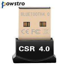 USB Bluetooth Adapter Dual Mode Wireless Dongle Free Driver for Windows 7 8 10 XP Vista Windows Xp, Linux, Bluetooth Dongle, Electronic Items, Ipod Nano, Electronics Gadgets, Bluetooth Gadgets, Selfie Stick, Pc Computer