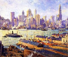 Overshadowed by social realist painters and then the abstract movement early in the 20th century, Colin Campbell Cooper never quite got his due. But his evocative takes on New York's streetsc…