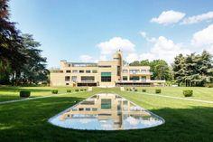Emblematic 30's Style Villa – Fubiz Media