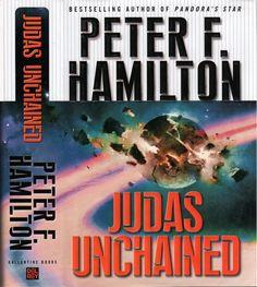 Publication: Judas Unchained  Authors: Peter F. Hamilton Year: 2006-03-00 ISBN: 0-345-46166-5 [978-0-345-46166-7] Publisher: Del Rey / Ballantine Cover: John Harris