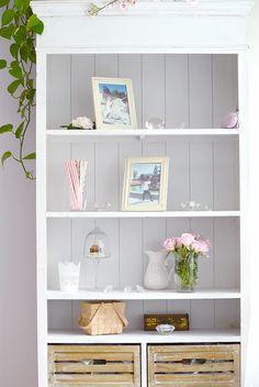 INTERIOUR: Sweet shabby chic Home ❤ on www.lovely-joys.de