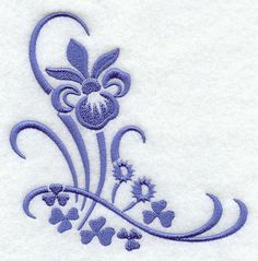 Machine Embroidery Designs at Embroidery Library! - Color Change - D4648