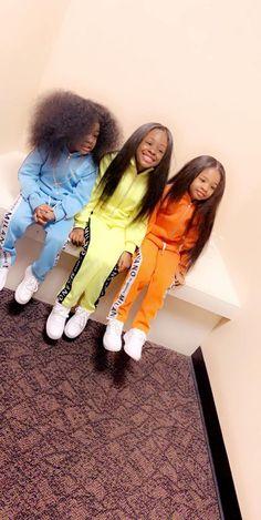 Cute Mixed Babies, Cute Black Babies, Beautiful Black Babies, Black Baby Girls, Cute Baby Girl, Baby Baby, Cute Kids Fashion, Baby Girl Fashion, Cute Little Girls Outfits
