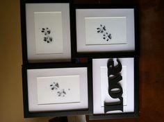 My puppies paw prints = love!!!