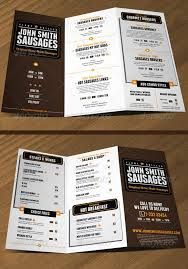 Here is some creative restaurant menu templates in files psd and indesign. Food Menu Template, Restaurant Menu Template, Menu Restaurant, Menu Templates, Indesign Resume Template, Indesign Free, Brochure Template, Free Email Signature Templates, Leaflet Design