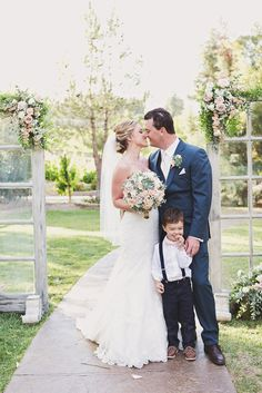 Lovely Photos Of Ring Bearer ❤ See more: http://www.weddingforward.com/ring-bearer/ #weddingforward #bride #bridal #wedding