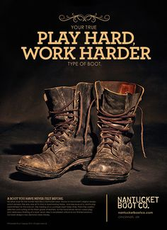 Danner boots, Case study and Say you on Pinterest