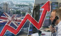 Brexit BOOM: FTSE 100 leaps to HIGHEST level since 2011 just a week after EU referendum