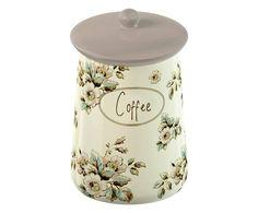 Pote para café flower katie ali & co - 9,5cm | Westwing - Casa & Decoração
