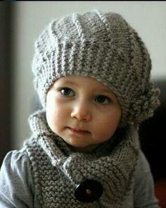 tricoter un bonnet 3 ans