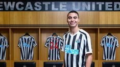 Miguel Almiron: Newcastle United sign playmaker for club record fee of Newcastle United Fc, Changing Room, The Unit, Football, Cute, Blade, Sky, Happy, Summer