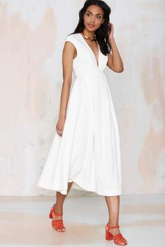 Nasty Gal Delirious Crepe Dress   Shop Clothes at Nasty Gal!