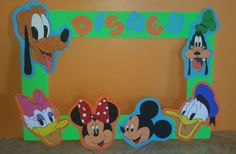 Disney photo frame
