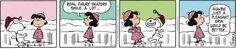 Peanuts Comic Strip  for Dec/03/2014  on GoComics.com