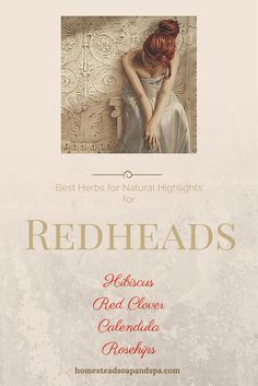 Herbs for redheads!