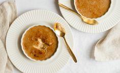 Elegant, Easy Salted Butterscotch Crème Brûlée
