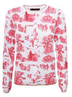 sibling-pink-toile-de-jouy-print-cardigan