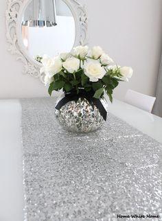 I <3 white roses - Home White Home