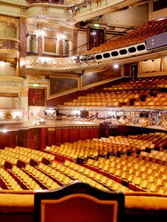 For three and a half centuries the Theatre Royal, Drury Lane, London has provided entertainment for the masses and has been visited by every monarch since the Restoration.  The theatre has not one, but two, Royal boxes and it was here that the public first heard both the National anthem and Rule Britannia.