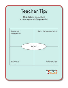 Middle school teacher? Sample our language arts teacher resource at: http://digital.orcabook.com/Text2Reader