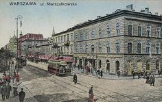 Warszawa, ul. Marszałkowska, [post 1910]
