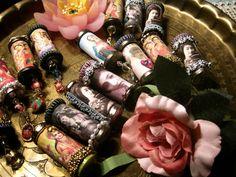 Lucky amulets by Susanna, Sielunsolinaa.blogspot.com