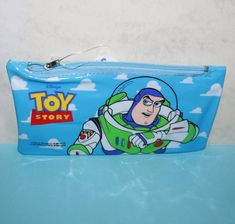 Your place to buy and sell all things handmade Buzz Lightyear, Toy Story, Disney Pixar, Office Style, Lunch Box, Pencil, Cool Stuff, The Originals, Space