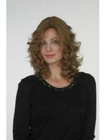 Chestnut. Custom wigs are also available at www.yaffawigs.com!