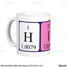 Beth periodic table name mug tables table names and periodic table urtaz Choice Image