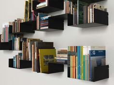 Carme Pinos- Moni Book Shelves