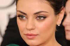 mila kunis natural makeup - Google Search