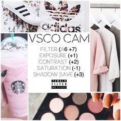 Instagram Themes Vsco, Pink Instagram, Instagram Blog, Vsco Filter, Vsco Themes, Photo Editing Vsco, Vsco Presets, Photography Filters, Photos Tumblr