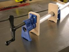 WoodNet Forums: What do I need for making pipe clamps?
