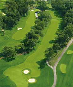 15 Ways to Get your Golf On in Kentucky (Valhalla Golf Club in Louisville is pictured) | kentuckymonthly.com