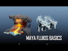 Hey guys , In this tutorial I will be showing you guys some of the basics of Maya fluids and will be explaining the settings along the way with examples, hop. Maya, Make It Yourself, 3d, Youtube, Modeling, Maya Civilization