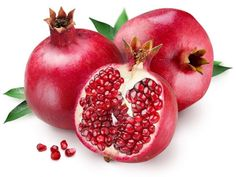 Pomegranates have been traditionally used for clearing up theskinand reducing inflammation,