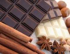 Take the Chocolate Quiz! Did You Know Doctors Once Prescribed Chocolate for Broken Hearts? Types Of Chocolate, Best Chocolate, White Chocolate, Chocolate Chocolate, Delicious Chocolate, Delicious Food, Chocolates, Le Cacao, Cluster