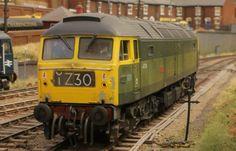 Rail Transport, Standard Gauge, British Rail, Old Trains, Model Train Layouts, Models, Model Trains, Gauges, Scenery