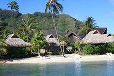 Moorea, French Polynesia.