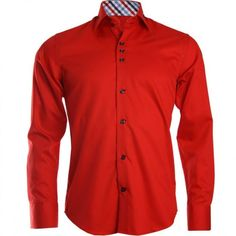 http://www.pkbrand.com/shop/men-products/shirts-men-products/mens-double-button-collar-regular-fit-red-shirt-for-sale/?utm_content=buffer996cf&utm_medium=social&utm_source=pinterest.com&utm_campaign=buffer MEN'S DOUBLE BUTTON COLLAR REGULAR FIT RED SHIRT FOR SALE
