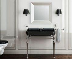 Salle de bain rétro - 28 idées uniques d'aménagement et déco