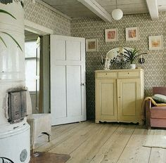 Swedish Wallpaper Ideas