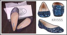 f52c4f96d6b Many thanks  Amrita Shetty for sharing your sparkling blue KRISSS by Steve  Madden! Hit