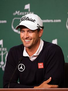 Masters 2014: Adam Scott to serve 'surf and turf' at Champions Dinner ...