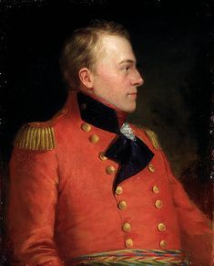 Sir Isaac Brock, hated being in the Colonies but he was instrumental in saving Canada in the War of 1812,
