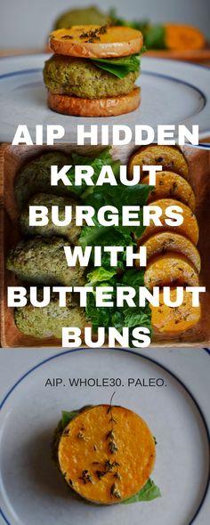 Hidden Veggie Beef Patties with Butternut Buns