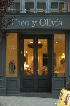 Theo y Olivia