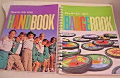 Junior Girl Scout Handbook and Badge Book 2 Book Set  GSUSA Staff 2001