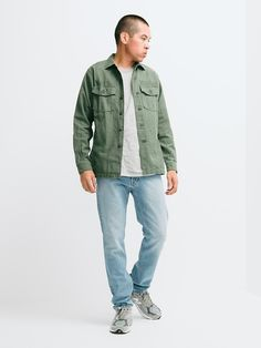 Orslow US Army Shirt - GENTRY NYC - 1